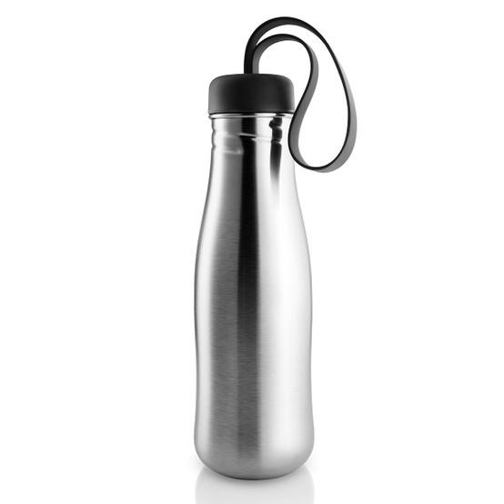 0.7L Active Drinking Bottle in Black
