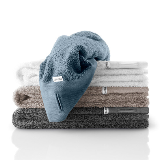 Bath Towel in Warm Grey