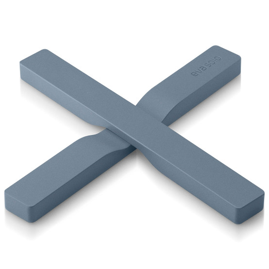 Magnetic Trivet In Steel Blue