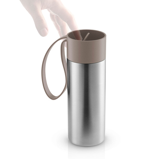 To-Go Cup in Warm Grey