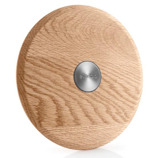 Nordic Kitchen Magnetic Trivet in Oak