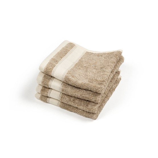 Simi Wash Cloth in Flax