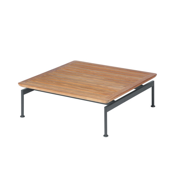 Layout Small Low Table in Forge Grey