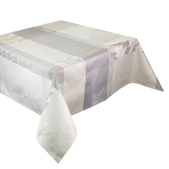 Mille Matieres Tablecloth in Vapeur
