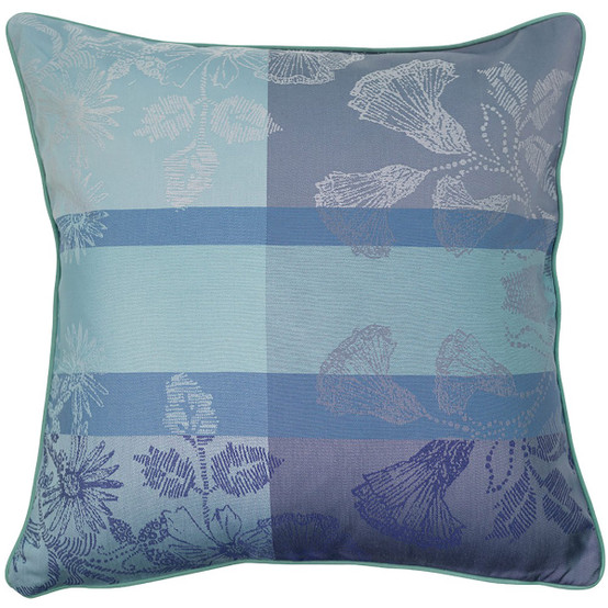 Mille Fiori 20 x 20 Cushion Cover in Givre