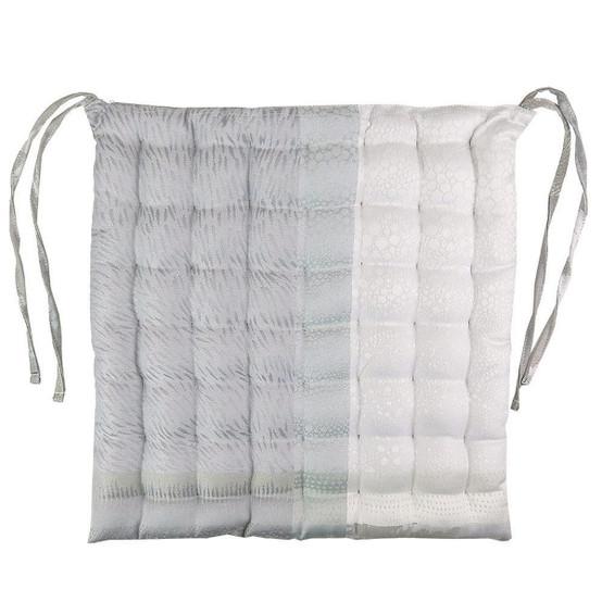 Mille Matieres Vapeur Chair Cushion 15 x 15