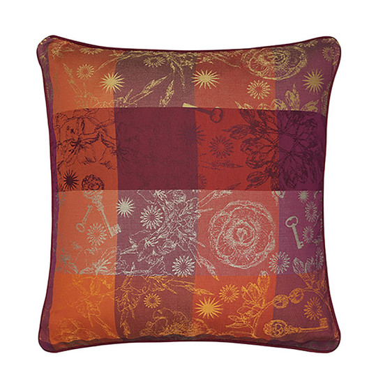 Mille Alcees Feu Cushion Cover 16 x 16