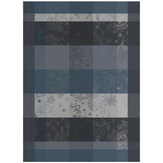 Mille Couleurs Dark Grey Kitchen Towel