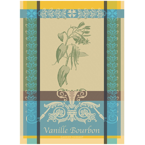 Vanille Bourbon Eden Kitchen Towel