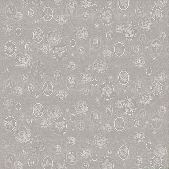 Mille Eclats Coated Fabric in Irise Macaron (Price/Inch)