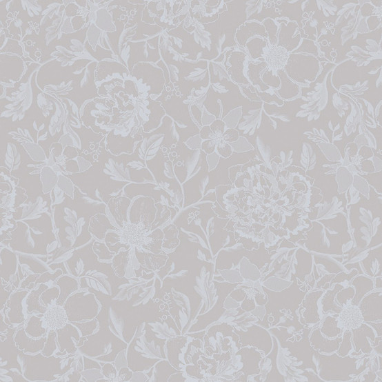 Mille Charmes Nacre Coated Fabric (Price/Inch)