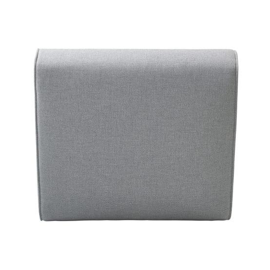 Foam Single Module in Light Grey