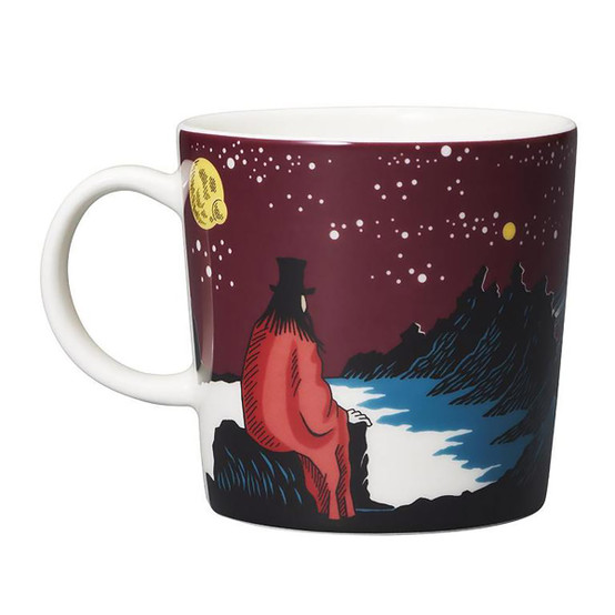 Hobgoblin Moomin Mug in Purple