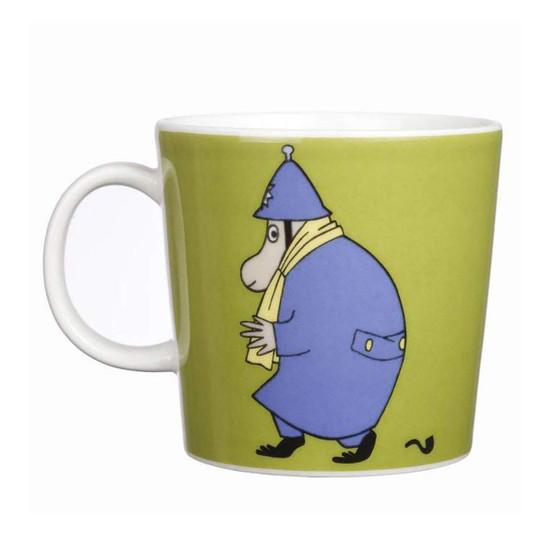 Inspector Moomin Mug
