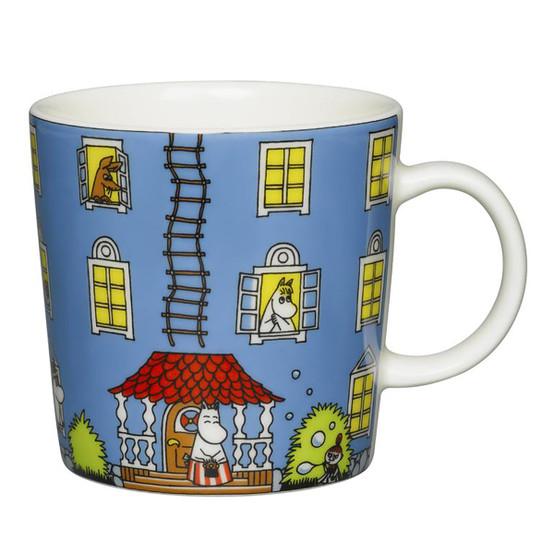 Moomin House Moomin Mug