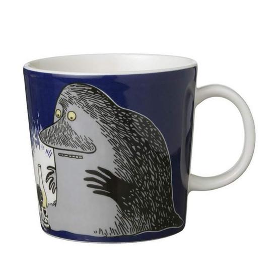 The Groke Moomin Mug