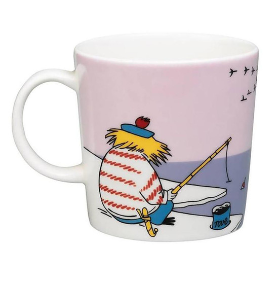 Tooticky Moomin Mug in Violet
