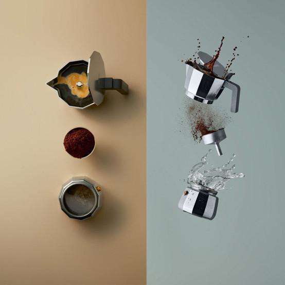 Moka Large Espresso Maker