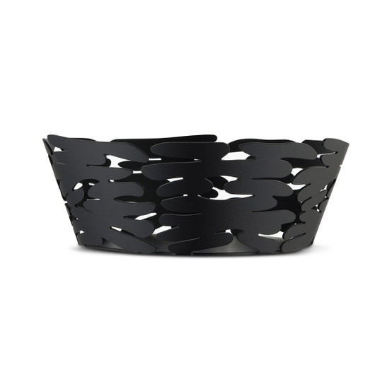 Small Barket Basket in Black