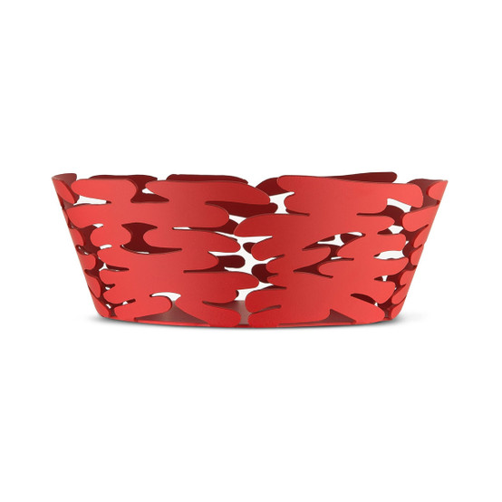 Small Barket Basket in Red