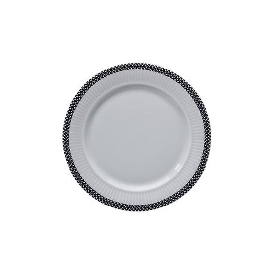 Ville De Paris 6.5 inch Plisse Plate