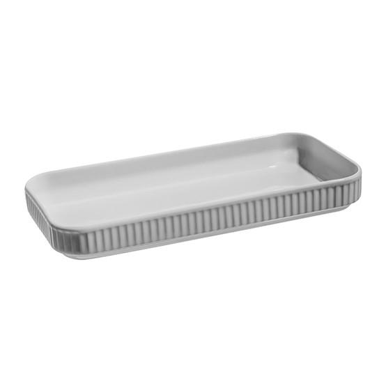 Plisse Tapas Dish 9.5 inches