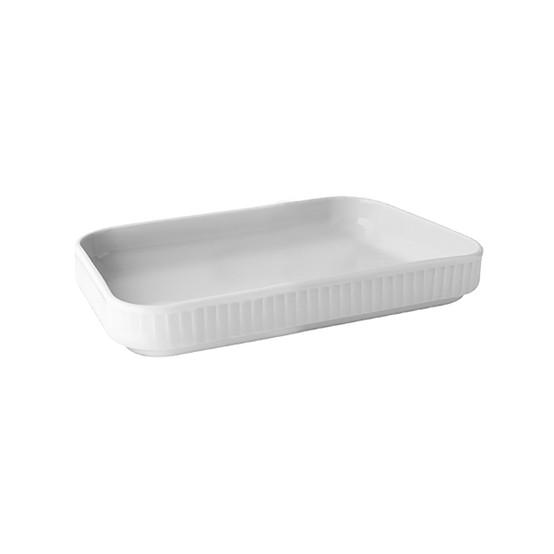 Plisse Tapas Dish 7 inches