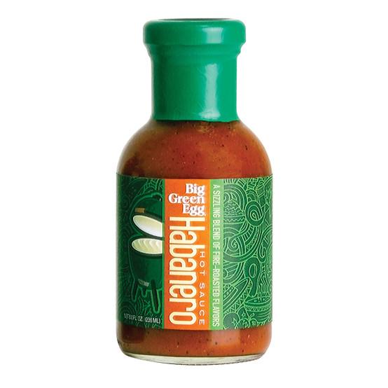 Big Green Egg Hot Sauce Habanero