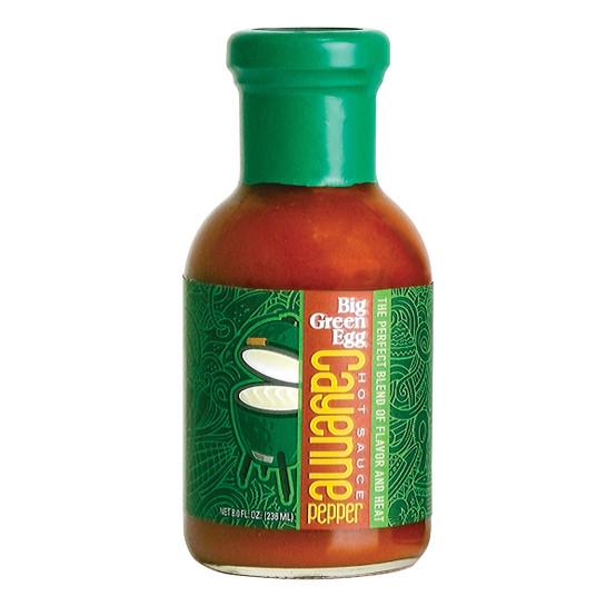 Big Green Egg Hot Sauce Cayenne Pepper