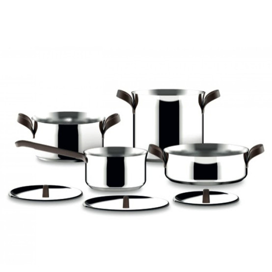 Edo 7 Pcs Stockpot Set