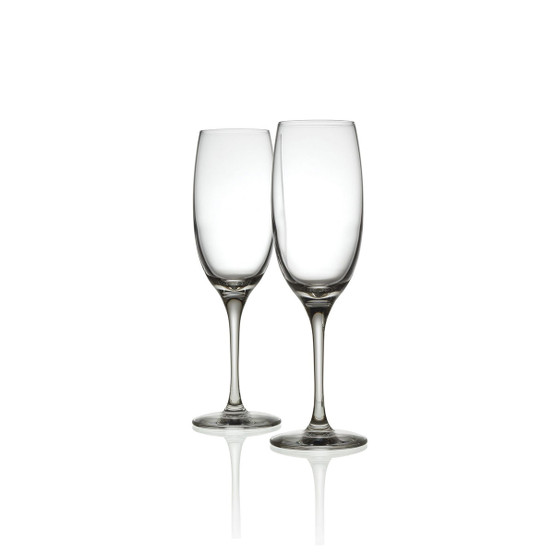 Mami XL Champagne Flutes, Set of 4