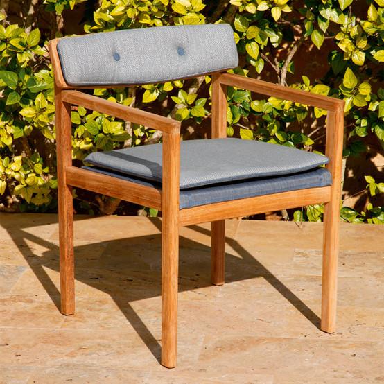Atom Seat Pad with Ties