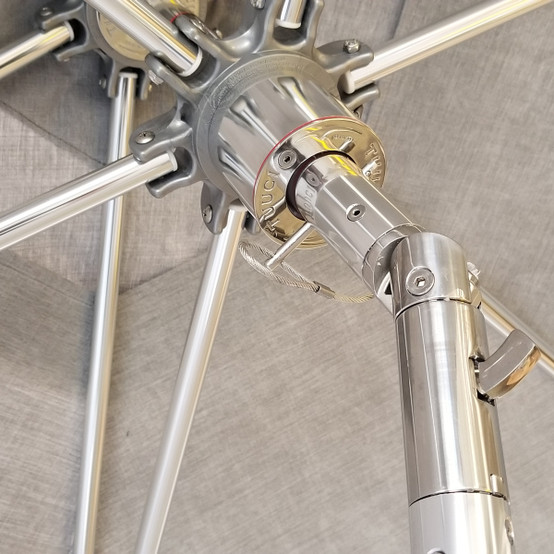 Tilting Mechanism - Tilted