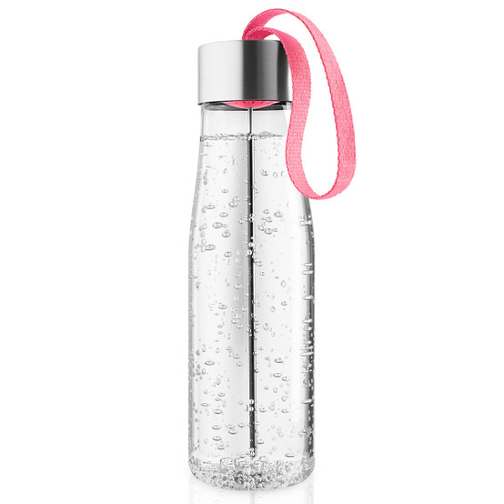 My Flavor Drinking Bottle in Berry Red