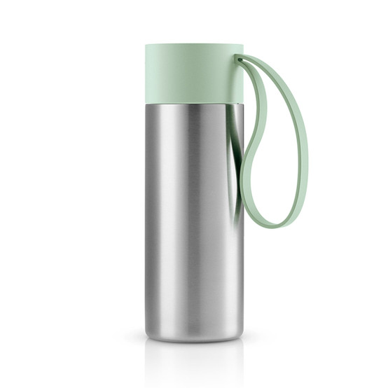 To-Go Cup in Eucalyptus Green
