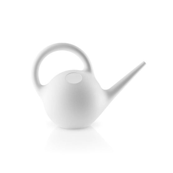2.5L Globe Watering Can in White