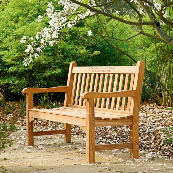 Glenham Teak Seat 6 Feet