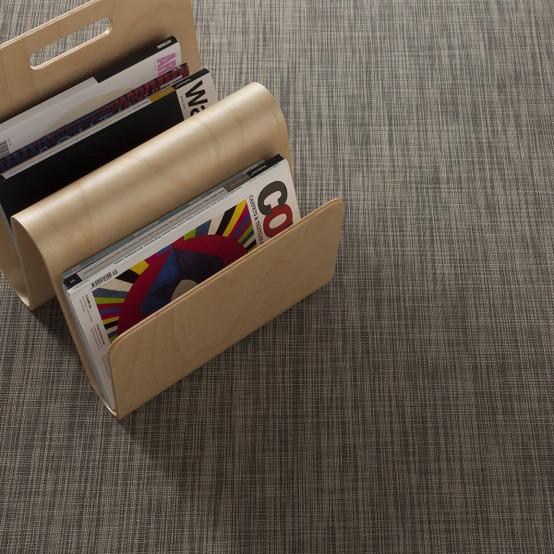 Ikat Floor Mat in Fawn