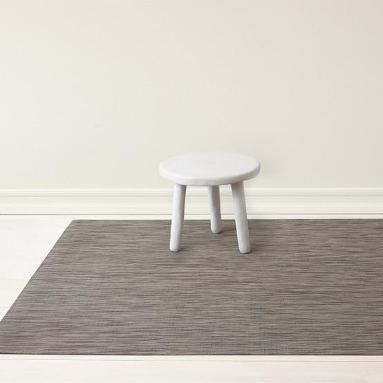 Reed Floor Mat in Ash