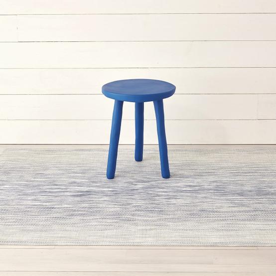 Wave Floor Mat in Blue