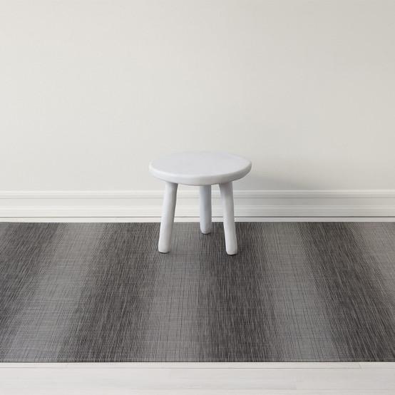 Shade Floor Mat in Chrome