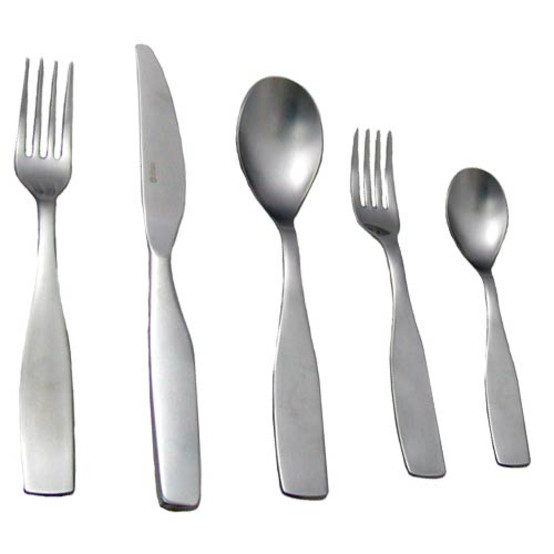 Citterio 5 pc Place Setting