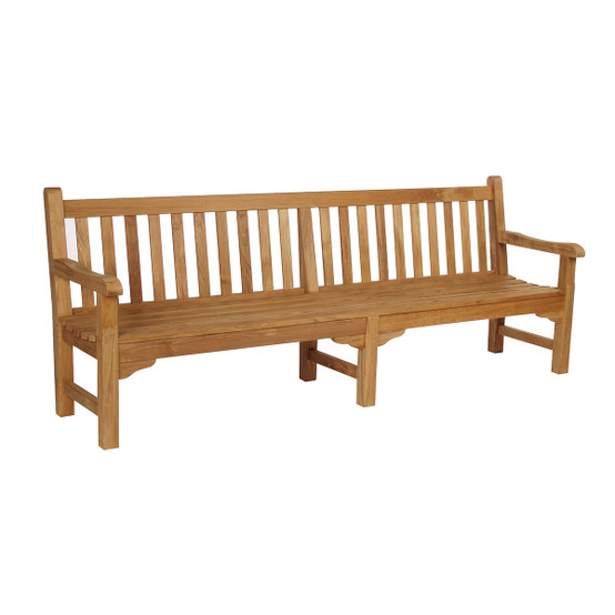 Glenham Teak Seat 8 Feet