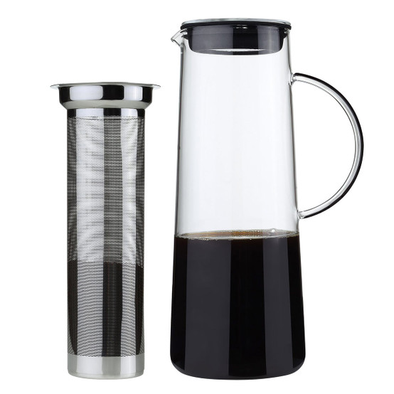 Hot and Cold Brew Infuser 34 oz
