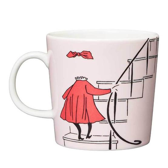 Ninny Powder Moomin Mug
