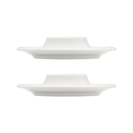 Raami Egg Cups in White, Set of 2