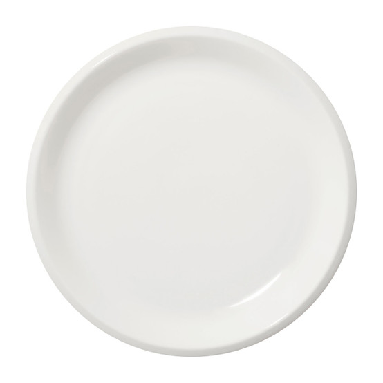 Raami 10.5 inch Plate in White