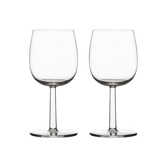 Raami Red Wine Glasses, Set of 2