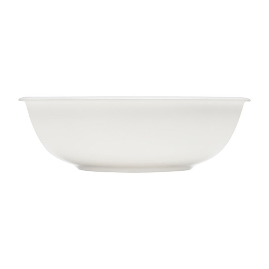 Raami 3.5 Qt Serving Bowl in White