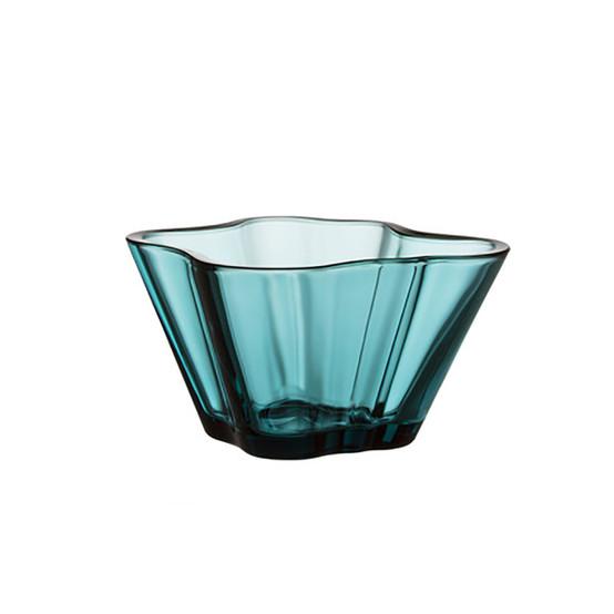 Aalto Bowl 3 Inch in Sea Blue